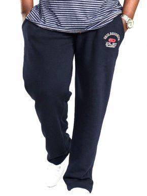 DUKE Ανδρικό μπλέ navy παντελόνι φόρμας, τσέπες, SALTASH 1 D555 411000.