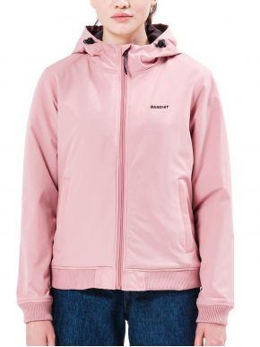BASEHIT Γυναικείο ρόζ μπουφάν 212.BW10.88 Rose
