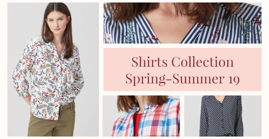 Shirts Collection SS 2020