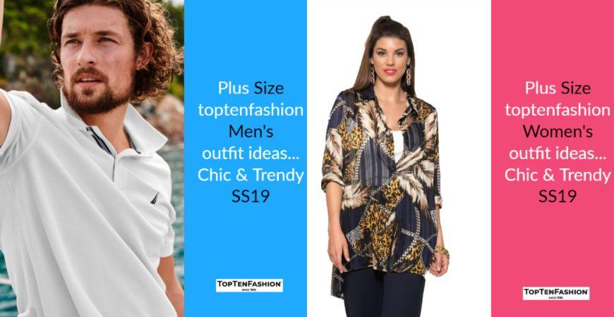 Μεγάλα Μεγέθη Fashion Trends
