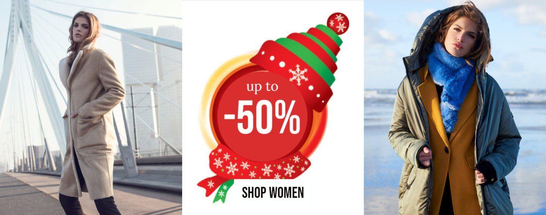 Γυναικεία Ρούχα Εκπτώσεις 50%